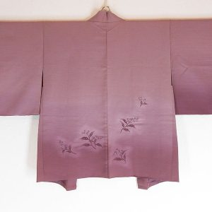 Damen-Haori in Flieder / Ladies haori in lavender © KIMONO-KIMONO