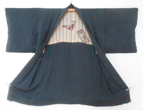 Damen-Haori aus federleichter Seide / ultra light-weight ladies' silk haori © KIMONO-KIMONO